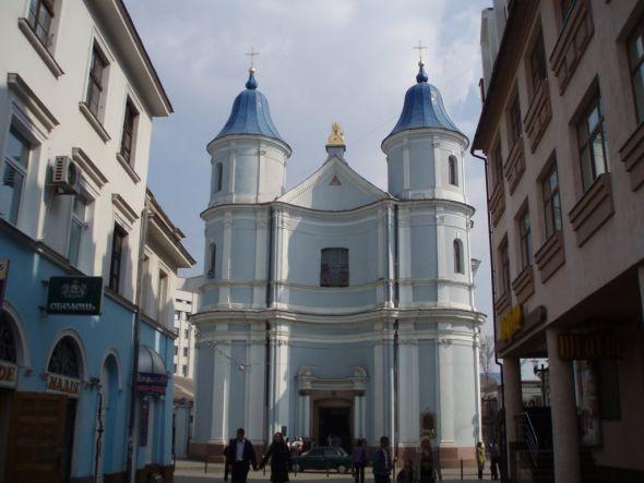 """Результат пошуку зображень за запитом """"голуба церква івано-франківськ розклад богослужінь"""""""